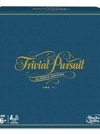 Trivial Pursuit Classic Edition - Spel omslag