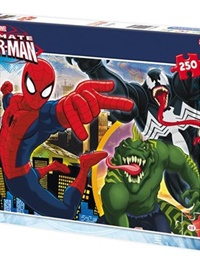 Ultimate Spider-Man Pussel Supercolors, 250 bitar omslag