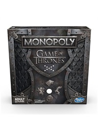 Monopol Game Of Thrones ENG - Spel omslag
