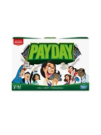 Payday - Spel omslag