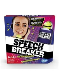 Speech Breaker SE/FI omslag