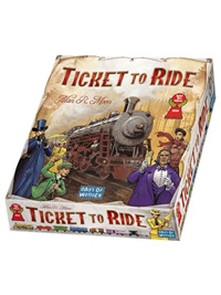 Ticket To Ride - USA omslag