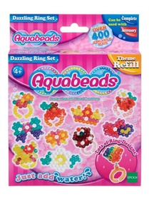 Aquabeads Dazzling Ring Set omslag