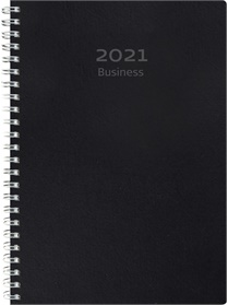 Business kalender 2021 - svart omslag
