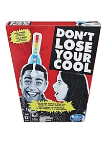 Don't Lose Your Cool - Spel omslag