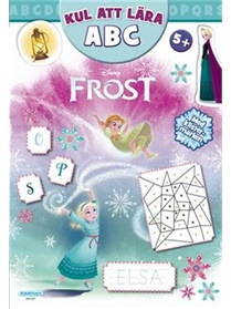 Frost ABC - ABC-bok omslag