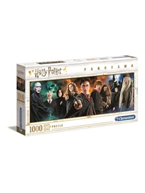 Harry Potter Panorama Pussel, 1000 bitar omslag