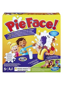 Pie Face! Chain Reaction - Spel omslag