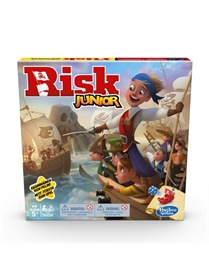 Risk Junior (se/fi) omslag