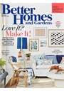 Better Homes And Gardens omslag 2016 6