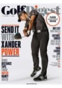Golf Digest (US Edition) omslag 2018 5