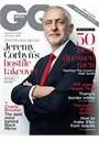 GQ (UK Edition) omslag 2018 1