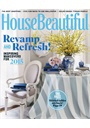 House Beautiful (US Edition) omslag 2015 1