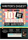 Writer's Digest (Digital Only) omslag 2019 6