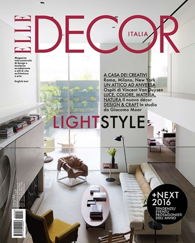 Elle Decor (Italian Edition) omslag