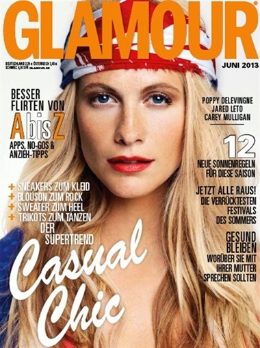 Glamour (German Edition) omslag