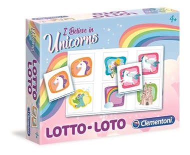 Lotto Unicorn, spel omslag