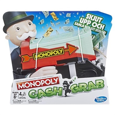 monopol spel barn