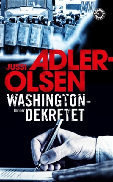 Washingtondekretet omslag