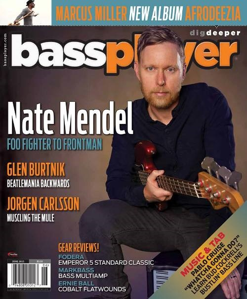 Bass Player omslag