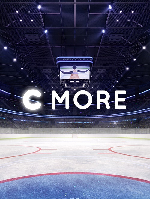C More All Sport omslag