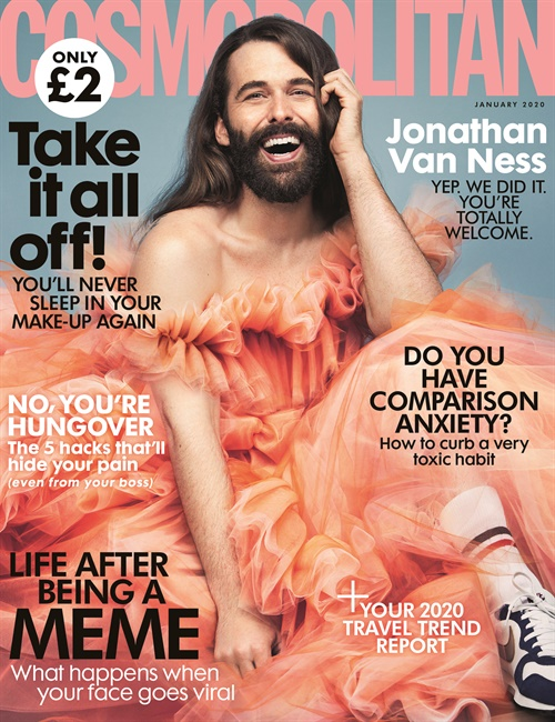 Cosmopolitan (UK Edition) omslag