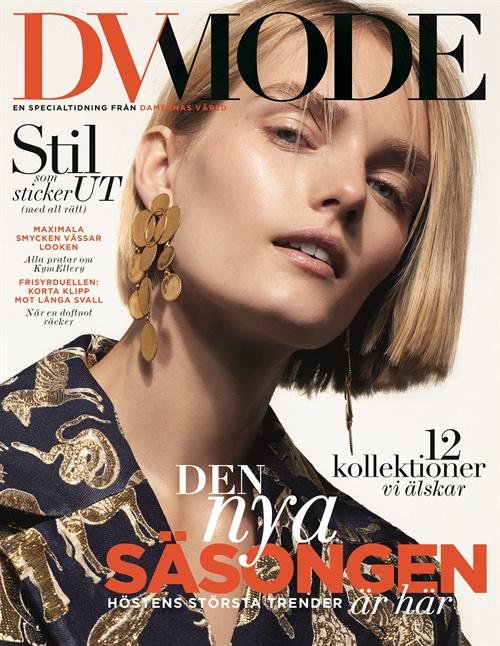 svenska mode tidningar