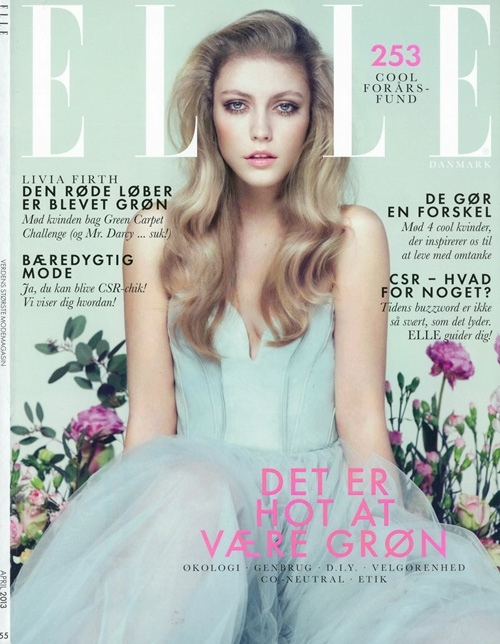 Elle (Danish Edition) omslag