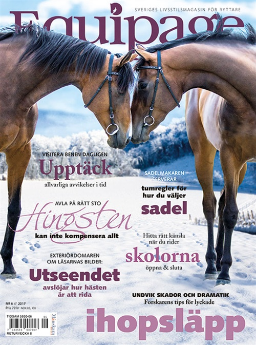 Equipage Tidning