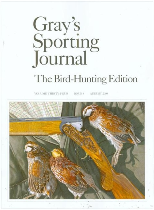 Gray's Sporting Journal omslag