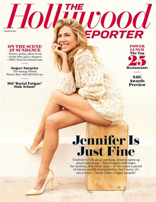 Hollywood Reporter, The (weekly) omslag
