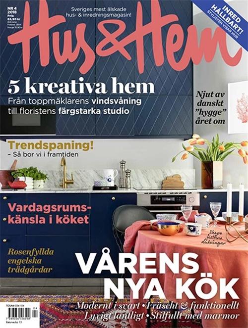 prenumeration hus & hem