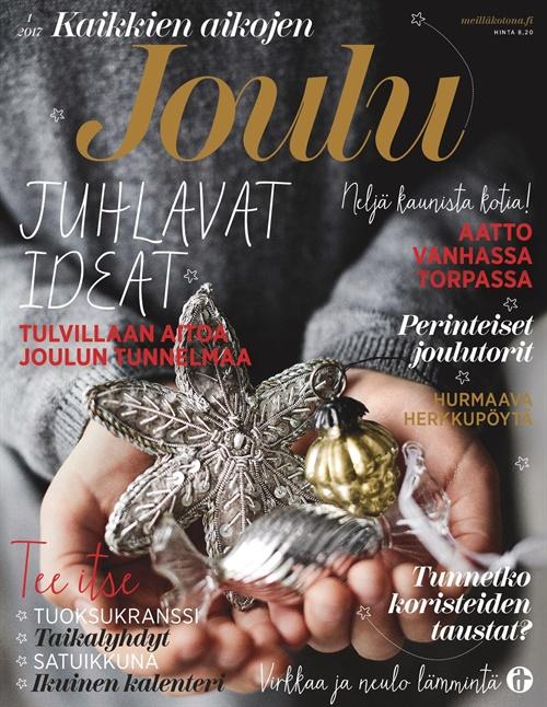 joulu lehdet 2018 Tilaa Joululehdet tarjoushintaan 15,90€! joulu lehdet 2018