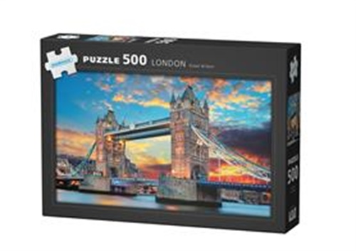 London Pussel 500 bitar omslag