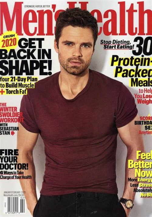 Men's Health (US Edition) omslag