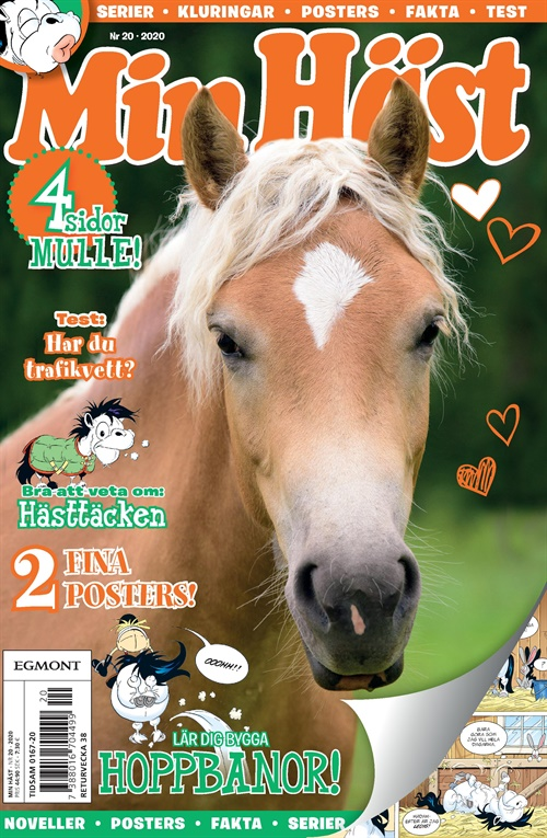 prenumerera på min häst