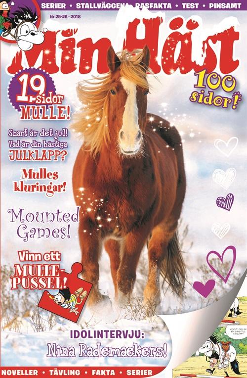min häst tidning erbjudande