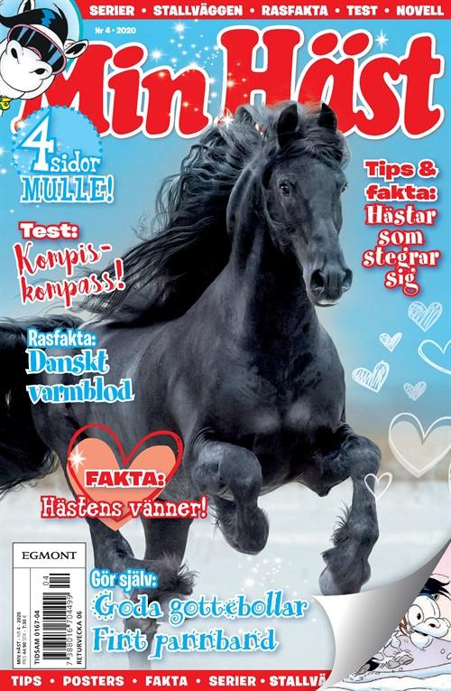 min häst prenumerationserbjudande