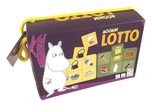 Mumin Lotto omslag