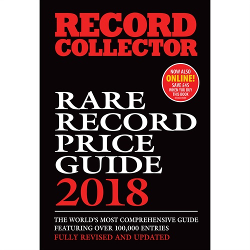 Record Collector omslag