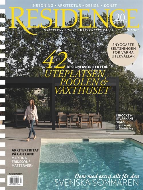 residence tidning premie