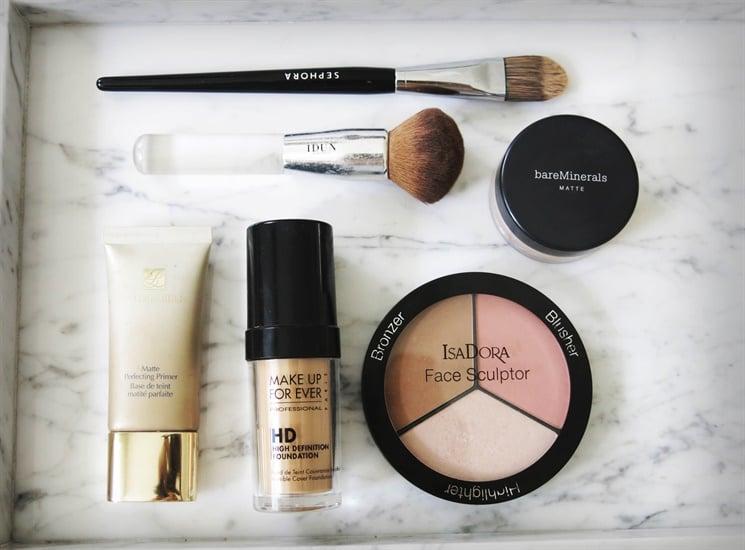 make up forever hd foundation sverige