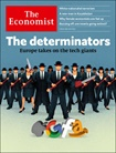 The Economist Print Only omslag