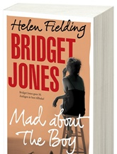 Bridget Jones: mad about the boy omslag