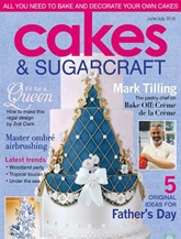 Cakes And Sugarcraft omslag