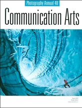 Communication Arts Magazine omslag