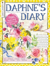 Daphnes Diary omslag