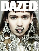 Dazed & Confused Magazine omslag