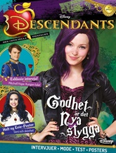 Descendants omslag