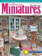 Dollhouse Miniatures omslag